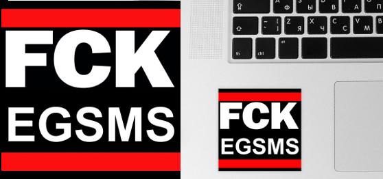 fuck-egoismus Sticker