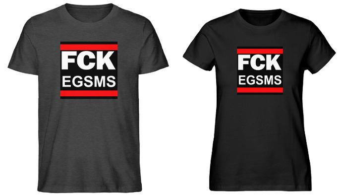 fuck-egoismus shirt m/w/d