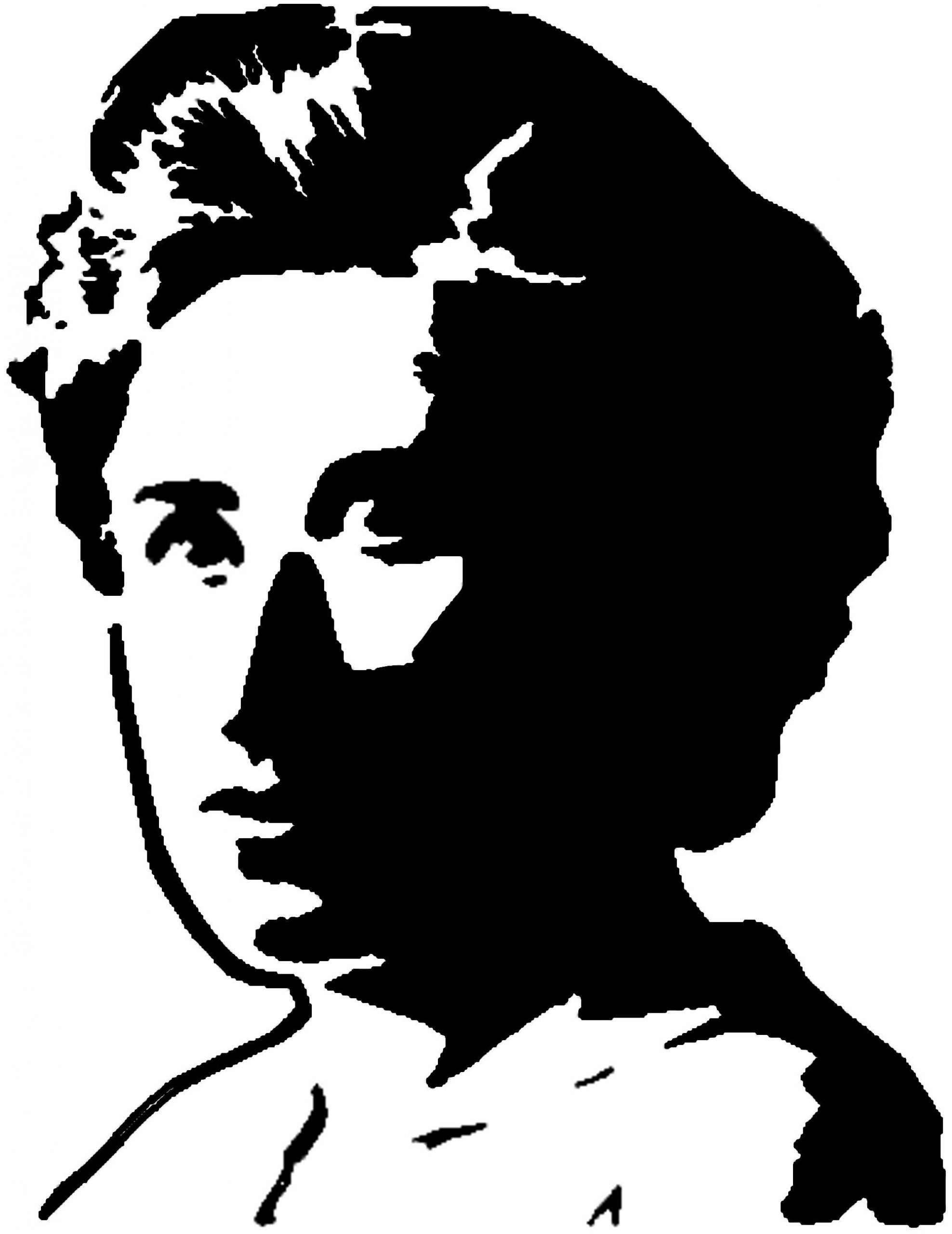 rosa luxemburg stencil