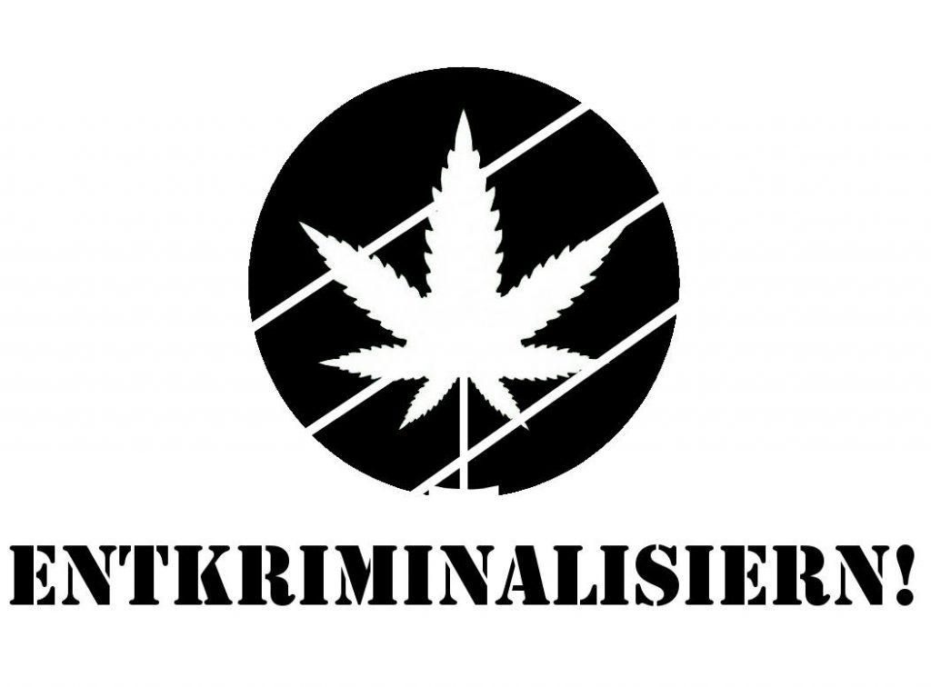cannabis entkriminalisieren